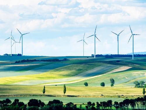 Vindmølleindustriens indvirkning på miljøet